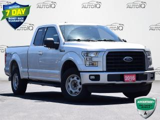 Used 2016 Ford F-150 XLT   4WD   5.0L V8   POWER DRIVER'S SEAT   CLASS IV TRAILER HITCH RECEIVER   A/C   POWER WINDOWS for sale in Waterloo, ON