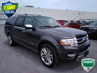 Used 2017 Ford Expedition Max Platinum | CLEAN CARFAX | LEATHER | 22
