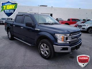 Used 2018 Ford F-150 XLT | CLEAN CARFAX | ONE OWNER | TRAILER PKG | BENCH SEATING | for sale in Barrie, ON