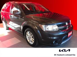 Used 2018 Dodge Journey SXT AWD | Rear Vision Camera | Cloth Seats for sale in Listowel, ON