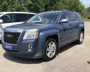 Used 2011 GMC Terrain SLE1 AWD 1SA for sale in Brockville, ON