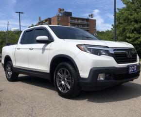Used 2017 Honda Ridgeline LX for sale in Brockville, ON