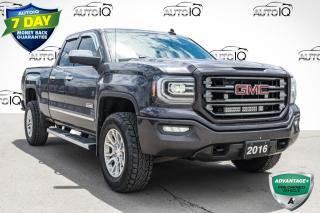 Used 2016 GMC Sierra 1500 SLE DOUBLE CAB | 4X4 for sale in Innisfil, ON
