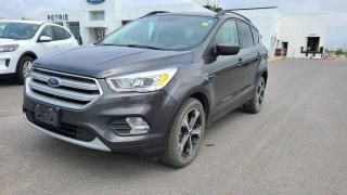 Used 2018 Ford Escape SEL 4WD for sale in Kingston, ON