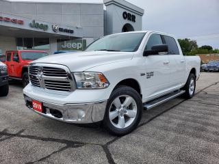 Used 2019 RAM 1500 Classic SLT for sale in Sarnia, ON