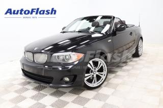 Used 2013 BMW 1 Series 128i *CONVERTIBLE *LIMITED EDTION PKG for sale in Saint-Hubert, QC