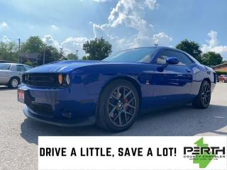 Used 2019 Dodge Challenger R/T   Scat Pack   Leather Trim   Navigation   SRT for sale in Mitchell, ON