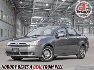Used 2011 Ford Focus SE for sale in Mississauga, ON