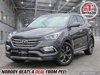 Used 2018 Hyundai Santa Fe Sport 2.0T Ultimate Edition* Ultra Clean! Shows As NEW! for sale in Mississauga, ON