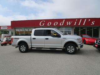 Used 2017 Ford F-150 XLT! 6 PASS! POWER DRIVERS SEAT! for sale in Aylmer, ON