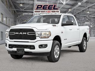 New 2021 RAM 2500 Big Horn for sale in Mississauga, ON
