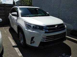 Used 2017 Toyota Highlander Limited, Certified for sale in North Vancouver, BC