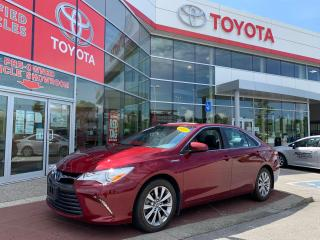 Used 2017 Toyota Camry HYBRID XLE for sale in Surrey, BC