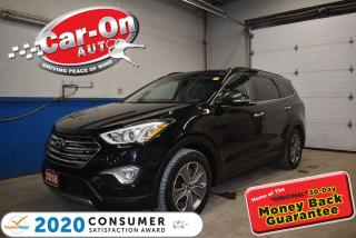 Used 2016 Hyundai Santa Fe XL Luxury AWD | 7 PASS | 3.3L V6 | LEATHER | PANO ROO for sale in Ottawa, ON