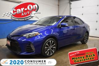 Used 2018 Toyota Corolla XSE | LOW KMS | LEATHER | NAV | ADAPTIVE CRUISE for sale in Ottawa, ON