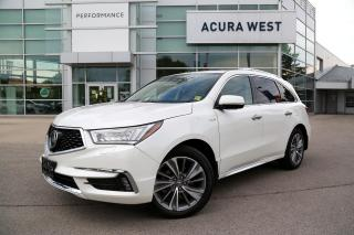 Used 2018 Acura MDX SH-AWD for sale in London, ON