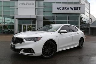Used 2018 Acura TLX Tech A-Spec Tech Model Acura 7 year 160,000km warr for sale in London, ON