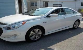 Used 2013 Hyundai Sonata LIMITED for sale in St Catharines, ON