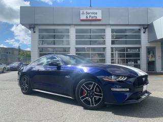 Used 2018 Ford Mustang GT with Leather / Navigation GT all credit approved finance or lease for sale in Surrey, BC
