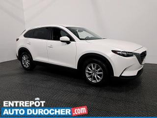 Used 2017 Mazda CX-9 GS - AWD - Navigation - Bluetooth - Climatiseur - for sale in Laval, QC