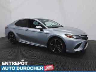Used 2018 Toyota Camry XSE - Bluetooth - Caméra de Recul - Climatiseur - for sale in Laval, QC