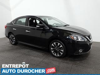 Used 2017 Nissan Sentra SR - Bluetooth - Caméra de Recul - Climatiseur for sale in Laval, QC