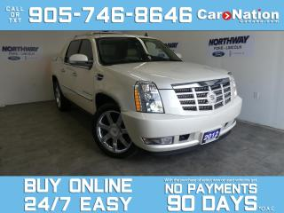 Used 2012 Cadillac Escalade EXT AWD | DVD PLAYER|SUNROOF | NAV |LEATHER |22