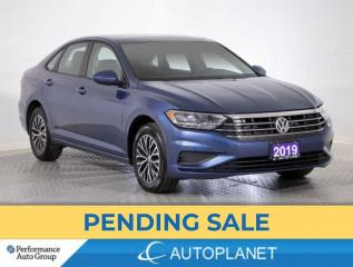 Used 2019 Volkswagen Jetta Highline, Blind Spot Assist, Push Button Start! for sale in Clarington, ON