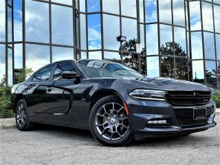 Used 2018 Dodge Charger GT AWD|SUPER TRACK PAK|SPORTS|LEATHER INTERIOR|SUNROOF|ALLOY for sale in Brampton, ON