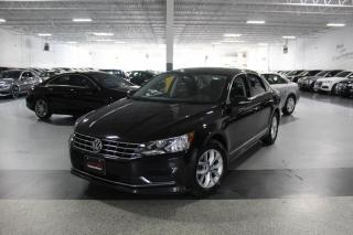 Used 2017 Volkswagen Passat TSI NO ACCIDENTS I REAR CAMERA I CARPLAY I HEATED SEATS I BT for sale in Mississauga, ON