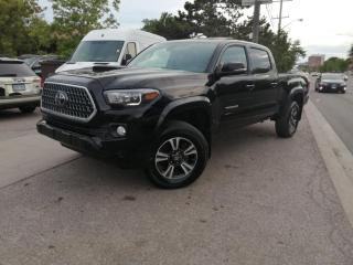 Used 2019 Toyota Tacoma 4x4 Double Cab V6 Auto SR5 | LEATHER | SUNROOF for sale in Toronto, ON