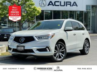 Used 2019 Acura MDX Elite for sale in Markham, ON