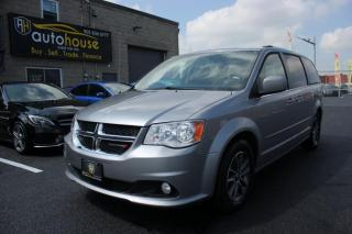 Used 2016 Dodge Grand Caravan STOW'N'GO/ DVD /BACKUP CAMERA/7 PASSENGER for sale in Newmarket, ON