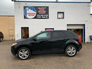 Used 2013 Ford Edge 4DR Sel AWD for sale in Winnipeg, MB