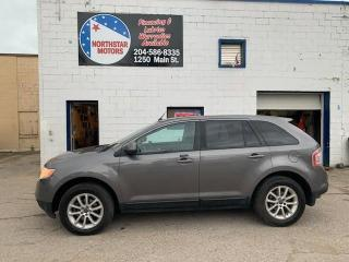 Used 2009 Ford Edge 4DR Sel AWD for sale in Winnipeg, MB