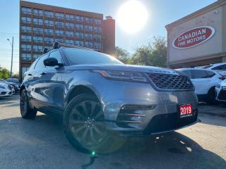 Used 2019 Land Rover Range Rover Velar R-DYNAMIC SE | NO ACCIDENTS | NAVI | CAM | PANO | BSM | AWD for sale in Scarborough, ON