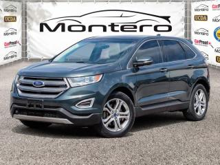 Used 2015 Ford Edge TITANIUM ALL WHEEL DRIVE LOADED LOW KM'S for sale in North York, ON