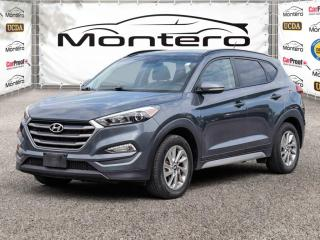 Used 2017 Hyundai Tucson AWD 2.0L LEATHER, NAV, MOONROOF BACKUP CAMERA for sale in North York, ON