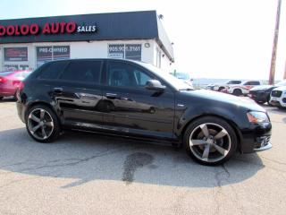 Used 2011 Audi A3 2.0T Premium S tronic S-Line Panoramic Sunroof Certified for sale in Milton, ON