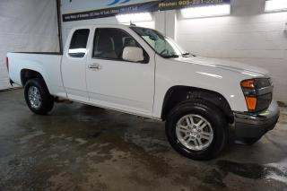 Used 2011 GMC Canyon SLE 4x4 CERTIFIED 2YR WARRANTY BLUETOOTH ALLOYS FOG LIGHTS BED LINER for sale in Milton, ON