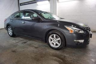 Used 2013 Nissan Altima S CERTIFIED 2YR WARRANTY *1 OWNER* BLUETOOTH ALLOYS PUSH START CRUISE POWER SEATS for sale in Milton, ON