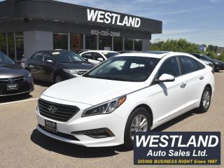 Used 2016 Hyundai Sonata GLS for sale in Pembroke, ON