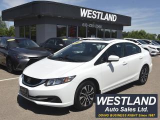 Used 2014 Honda Civic EX for sale in Pembroke, ON