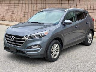 Used 2016 Hyundai Tucson PREMIUM | AWD | BLIND SPOT ASSIST | BACKUP CAM | for sale in Barrie, ON