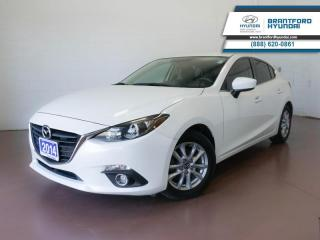 Used 2014 Mazda MAZDA3 BLUETOOTH   BACK UP CAM   HEATED SEATS  - $82 B/W for sale in Brantford, ON