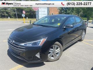 Used 2020 Hyundai Elantra Preferred IVT  AUTO, SUNROOF, REAR CAMERA, ALLOY WHEELS, APPLE CARPLAY for sale in Ottawa, ON