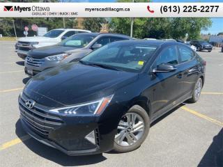Used 2020 Hyundai Elantra Preferred IVT  AUTO, SUNROOF, REAR CAMERA, ALLOY WHEELS, HEATED SEATS for sale in Ottawa, ON