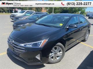 Used 2020 Hyundai Elantra Preferred IVT  AUTO, HEATED SEATS , REAR CAMERA, ALLOY WHEELS, APPLE CARPLAY for sale in Ottawa, ON