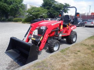 Used 2019 MASSEY FERGUSON Fl 1805gc1725m Front End Loader Tractor 4 wheel drive Diesel for sale in Burnaby, BC
