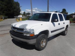 Used 2005 Chevrolet Suburban 2500 4WD EX Police for sale in Burnaby, BC